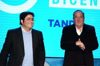 Claro triunfo de Miguel Lunghi en las PASO