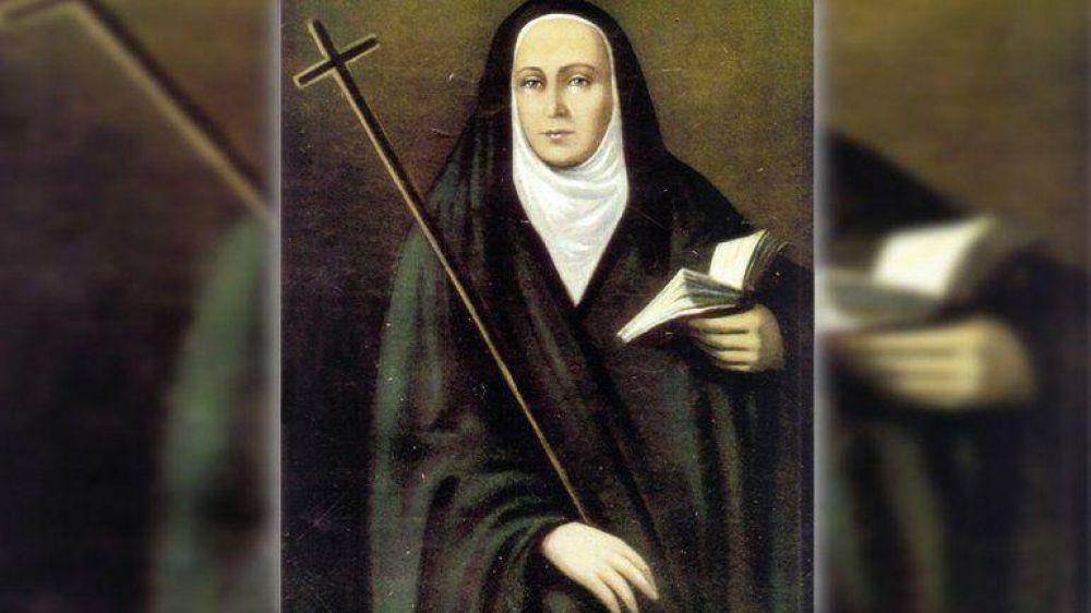 Quién es la santiagueña cuya beatificación pidió el Papa