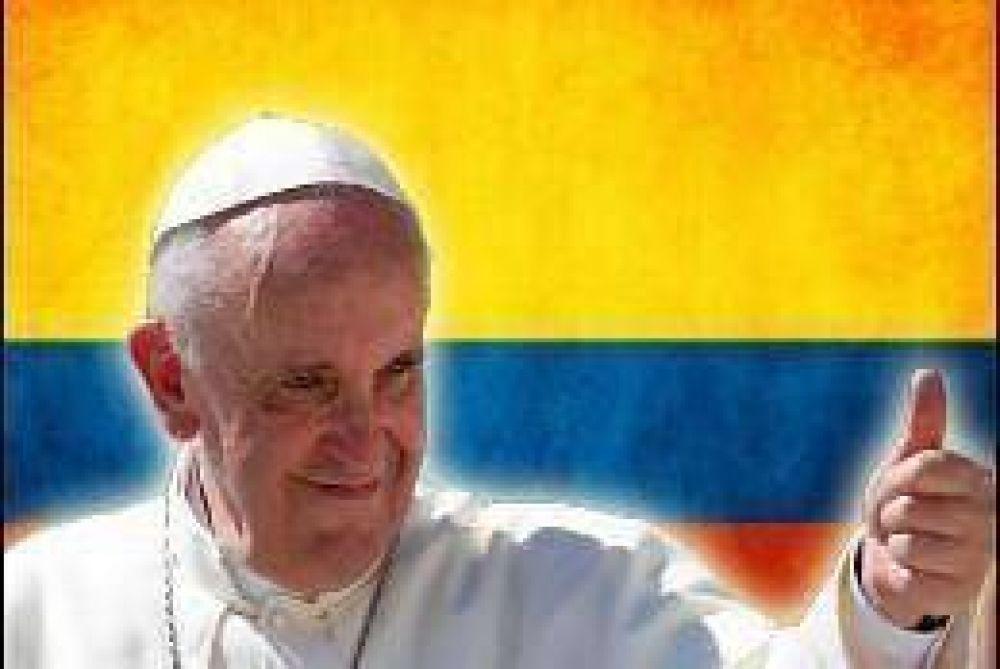 Francisco evaluar visitar Colombia en 2017