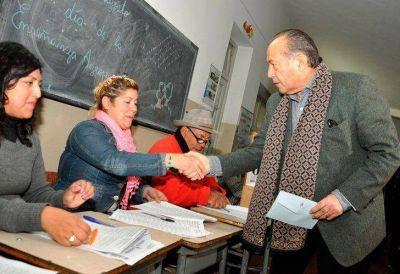 Adolfo Rodr�guez Sa� hizo una de sus peores elecciones pero su hermano ganar�a en San Luis