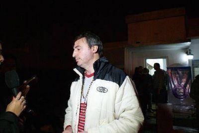 """Oscar Luciani: """"La confianza de la gente en nosotros está latente"""""""