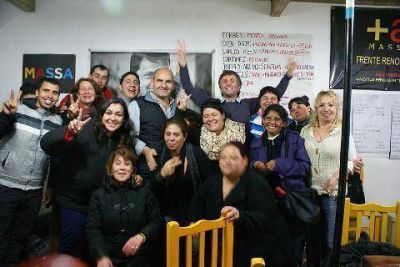 Frente Renovador: Federico Guibaud aprob� la primaria