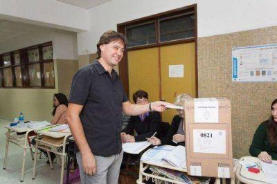 Juncos fue el más votado en Rada Tilly