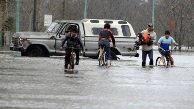 Quién ganó en los distritos inundados de la Provincia