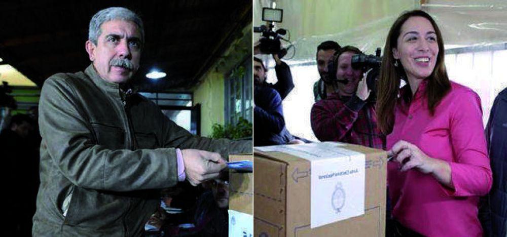 Fernández ganó la interna del FpV y Vidal fue la más votada