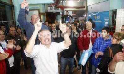 El espacio de Mario Goicoechea representará al Frente para la Victoria