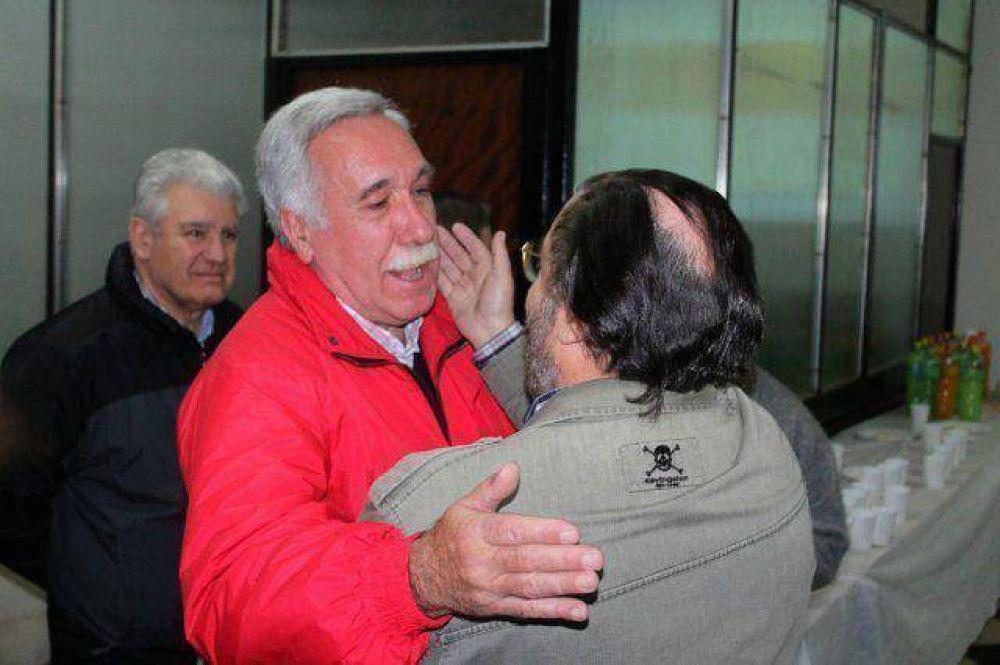 Coronel Suárez: Roberto Palacio triunfó con el 47 % de los votos