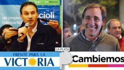 Bruera lo hizo otra vez: fue el m�s votado en La Plata