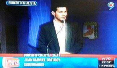 """Javier David: """"Vamos a trabajar para que Scioli gane en primera vuelta"""""""