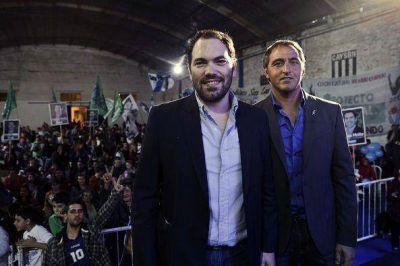 """""""El FPV unido, puede ganar el municipio en octubre"""", dijo Molle"""