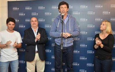Gustavo Posse ganó en San Isidro