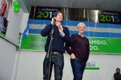 Juan Andreotti sobre la elección en San Fernando: