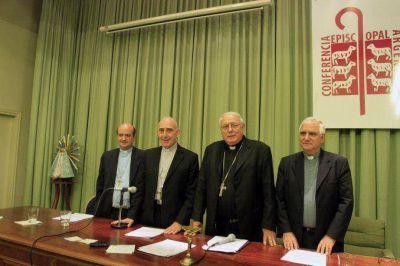 A dos d�as de las PASO, se re�ne la Conferencia Episcopal Argentina
