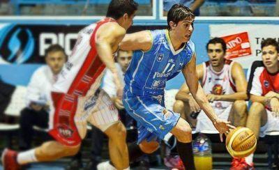Primera cara nueva en Quilmes: Alejandro Spalla