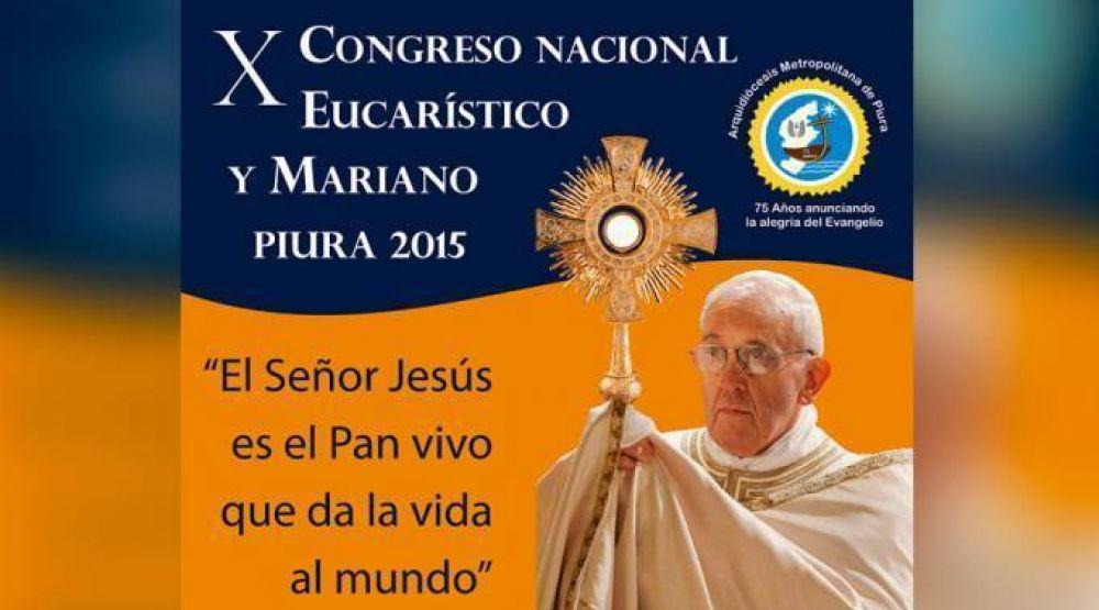 Congreso Eucarístico en Perú: Alientan a católicos a ser signo de vitalidad eclesial