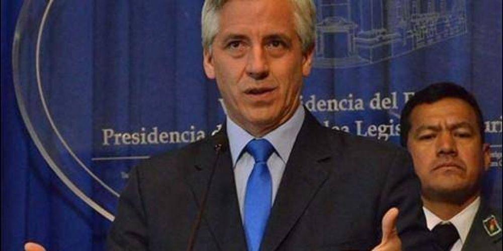 Bolivia amonesta a su embajador en el Vaticano por decir que Evo tenía