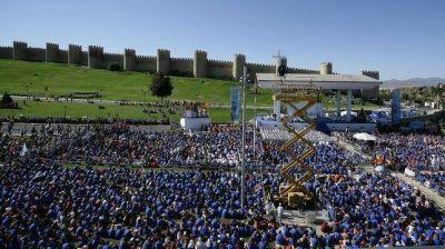 El Papa a los jóvenes: 'No se conformen con una vida mediocre'