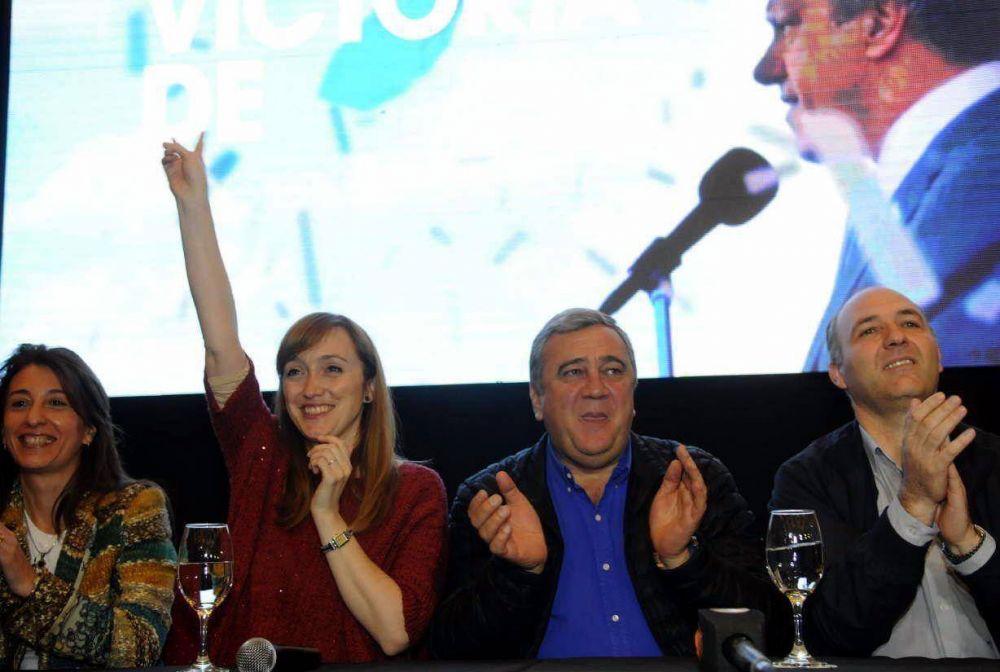 Tras el festejo inicial, el FpV reconoció la derrota provincial