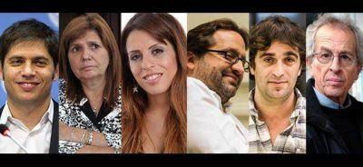 Bullrich, Kicillof, Lavagna, Solano y Donda los ganadores en la Ciudad
