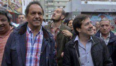 Scioli super� por poco los votos de Recalde en la Ciudad