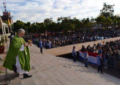 Mons. Giménez espera que el Brasil pida perdón por crímenes de guerra
