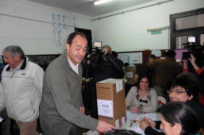 """Salim, sobre la elección en Claromecó: """"es buen momento para analizar lo que pasa"""""""