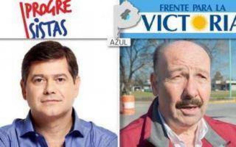 Azul: El Intendente Inza no competirá en las generales de octubre