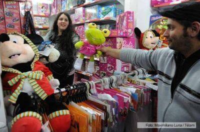 Día del Niño: estiman ventas que oscilarán entre $200 y $500 por juguete