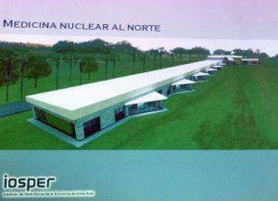 Antes de fin de año podría comenzar a funcionar una parte del Centro de Medicina Nuclear de Oro Verde