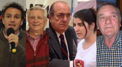 En octubre, habrá sólo cinco candidatos a Intendente en San Martín
