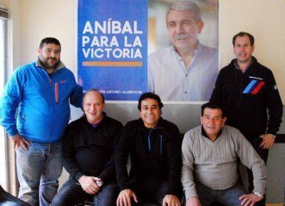 En la UOCRA están felices con el triunfo de Aníbal y ratificaron su apoyo a Gustavo Pulti