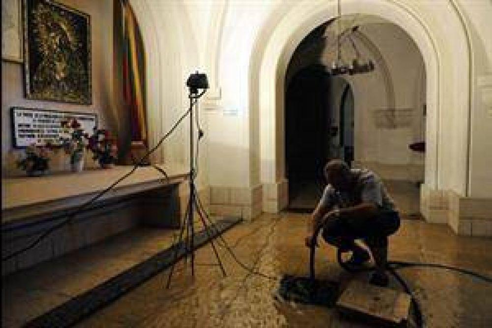 Alivio a los inundados desde la basílica de Luján