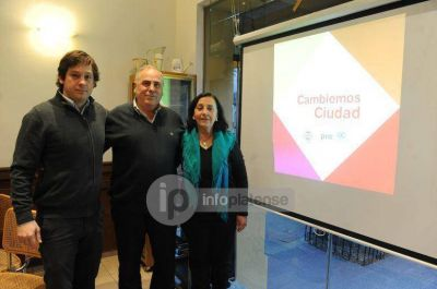 """Pérez Irigoyen fue contundente: """"Queremos que Julio Garro gane la intendencia"""""""