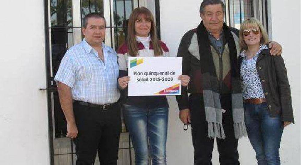 """""""Tenemos que seguir trabajando para instalar el PRO en Bolívar"""""""