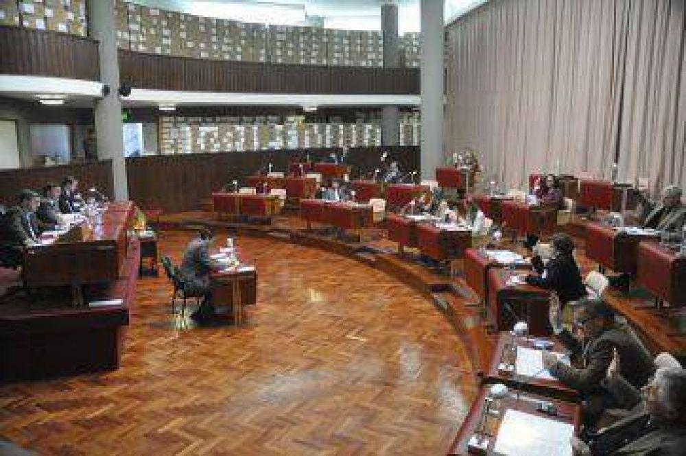 Dominio del FPV en la Legislatura