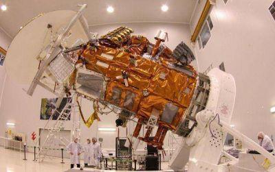Comenzó el embalaje del satélite argentino Arsat-2