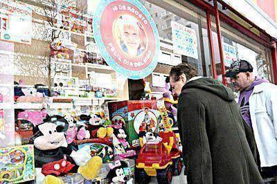 El Día del Niño incrementó las ventas en negocios dedicado a los más pequeños
