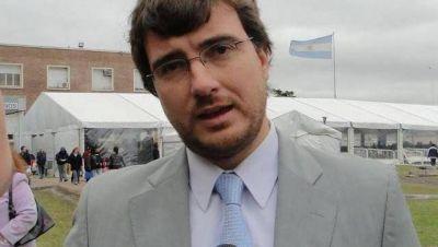 Lucas Ghi repudió el paro de trenes en el Sarmiento