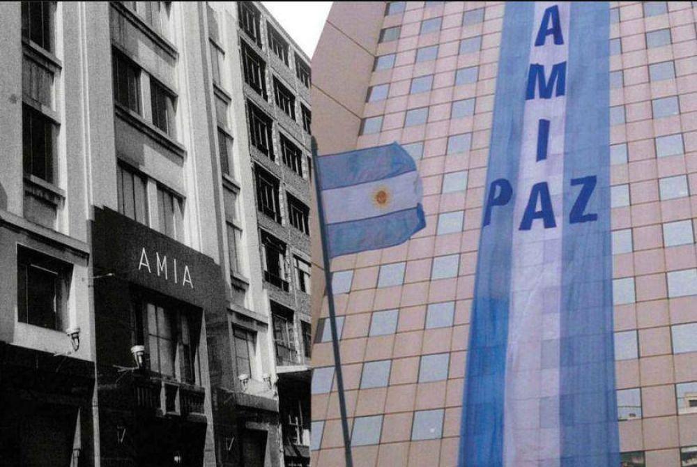 AMIA, candidata a obtener el Premio Princesa de Asturias de la Concordia