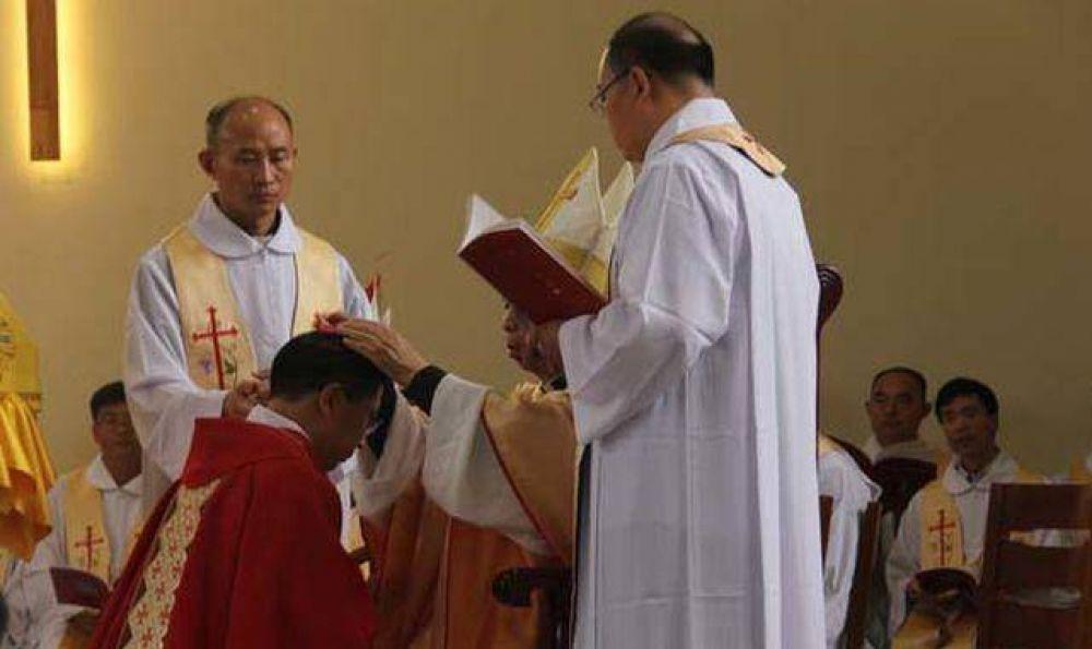 China ordenará a su segundo obispo con la aprobación del Papa