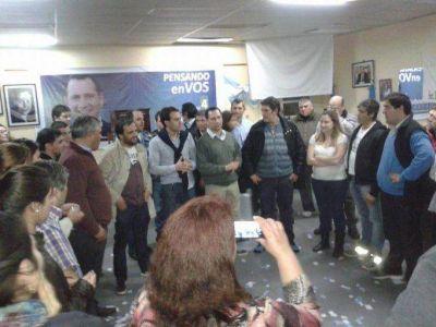 Comunicado del Presidente del Partido Justicialista Dolores y Candidato a Intendente Facundo Celasco