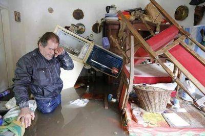 La ayuda de C�ritas para los inundados