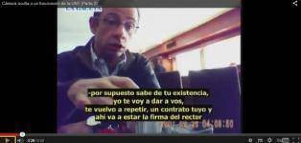 Envían a juicio oral el presunto ofrecimiento de contratos a cambio de votos por Cerisola-Bardón