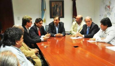 """""""Hay que lograr una transición ordenada y que no haya problemas financieros para Sáenz"""""""
