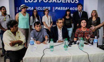 Agrupaciones radicales posadeñas dieron apoyo a Pelito Escobar como intendente