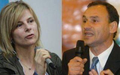 La Plata: La diferencia entre Bruera y Saintout se achica a menos de 2 puntos