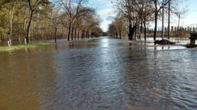 Los afectados por las inundaciones podr�an volver a sus casas este viernes