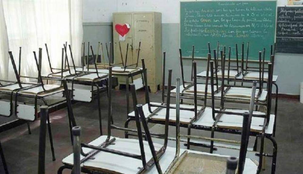 Alto acatamiento a la medida de fuerza de los docentes