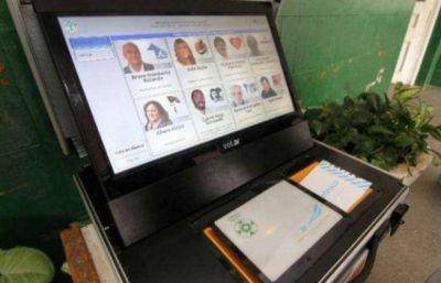 Comienza la capacitación en voto de boleta electrónica