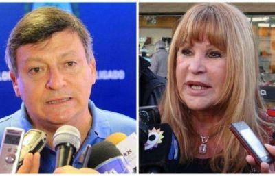 Peppo y Ayala, listos para el debate pre-electoral